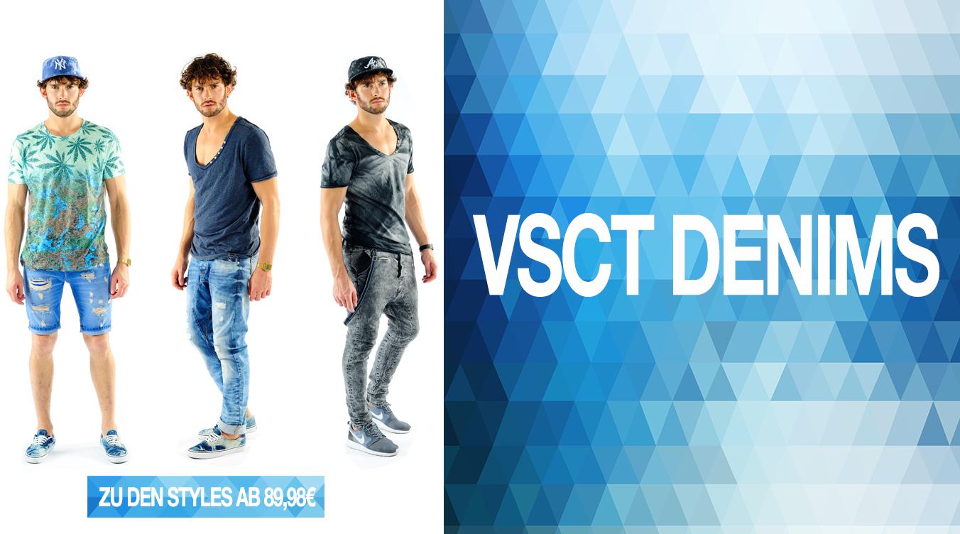 Die neusten Denim Trends von VSCT
