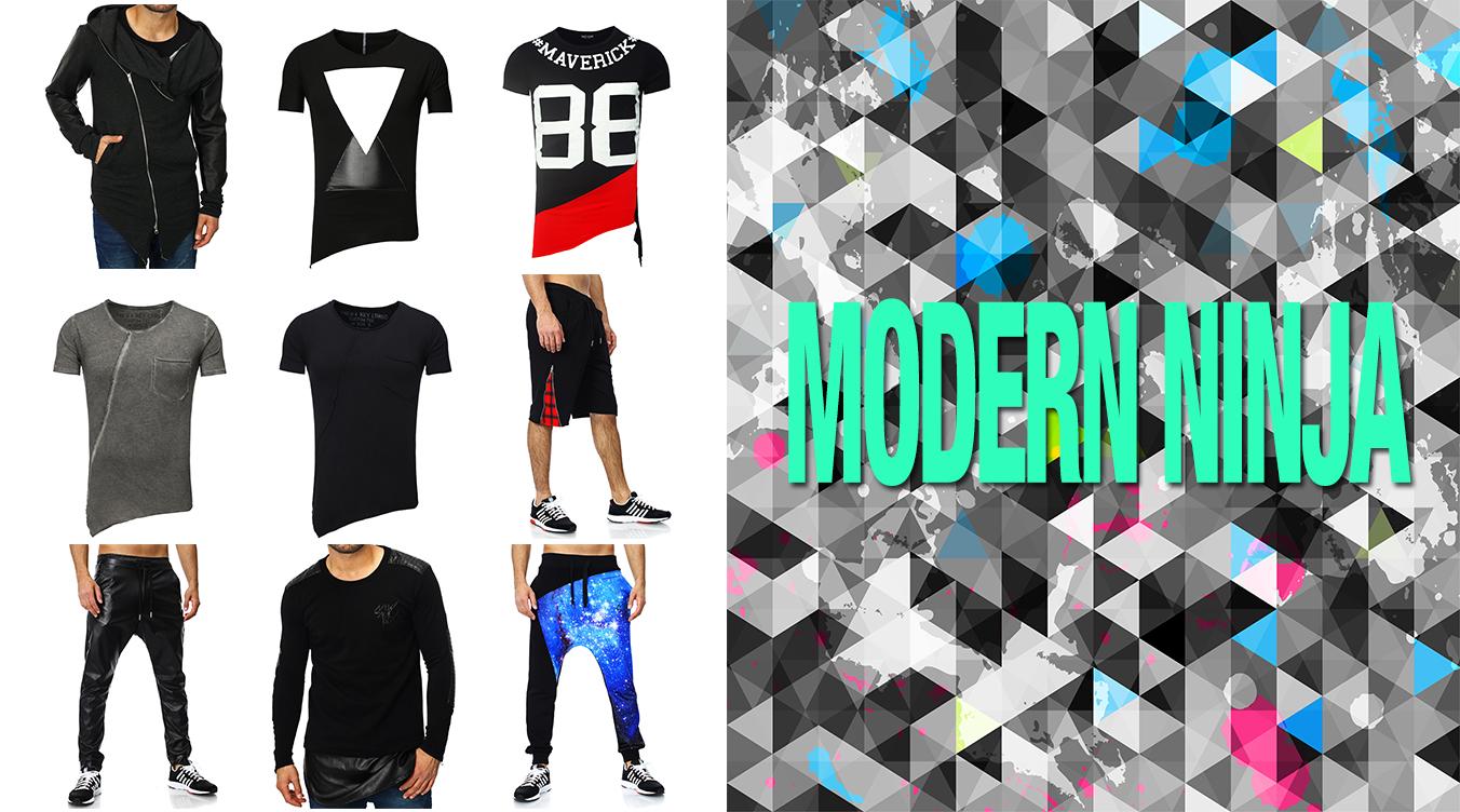 Modern Ninja - Für alle Fashion- Visionäre unter uns