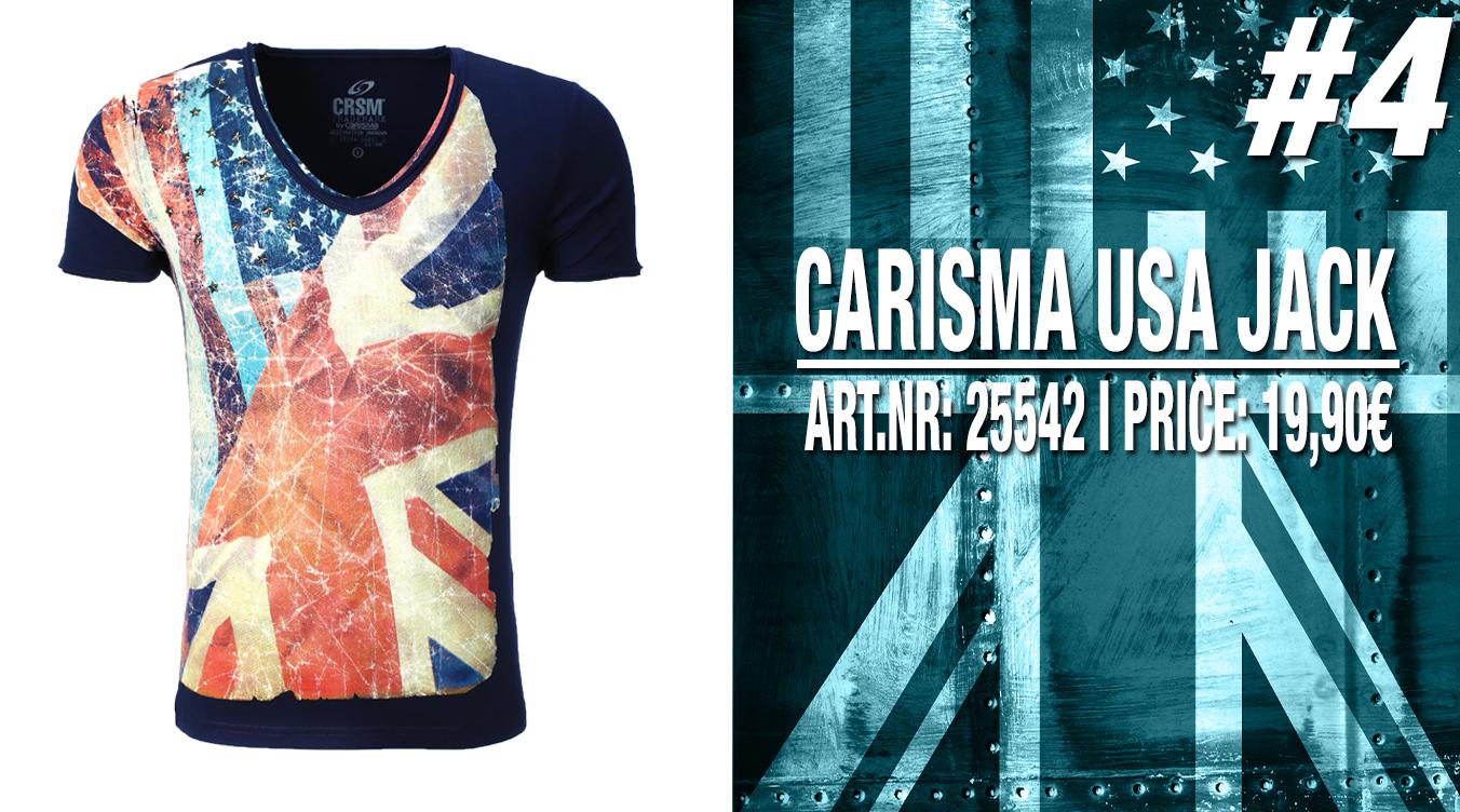 Carisma Herren T-Shirts