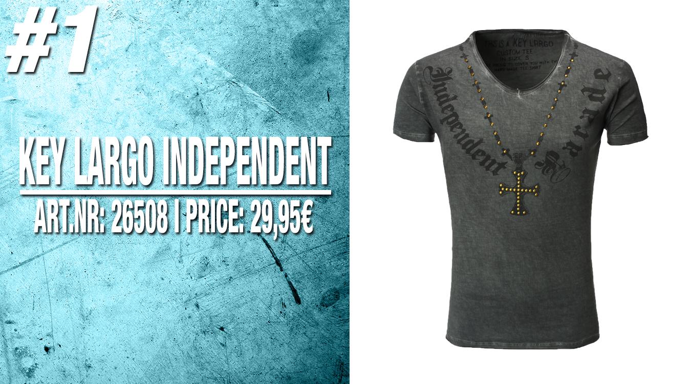 Key Largo Herren T-Shirts