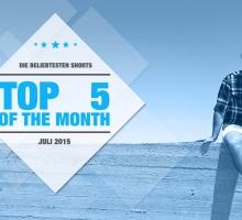 Short -The Best of Five im Juli