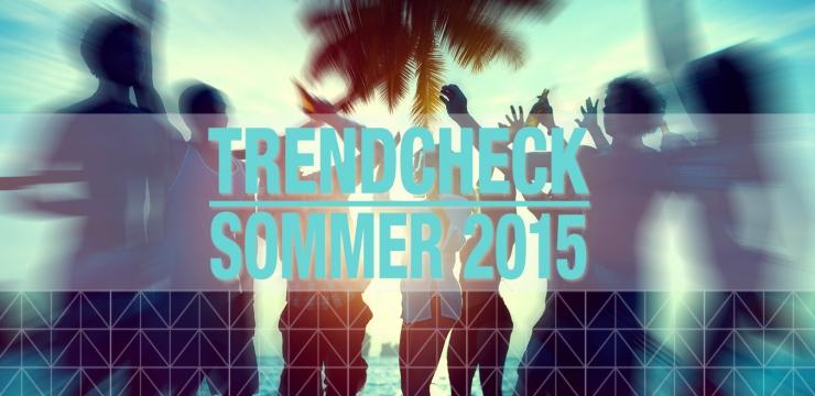 Trendcheck: Clubwear und Streetwear für Männer– Sommer 2015