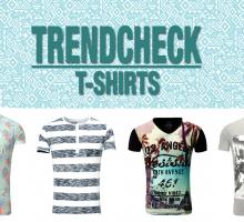 Trendcheck:Entdecke die neusten T-Shirt Trends
