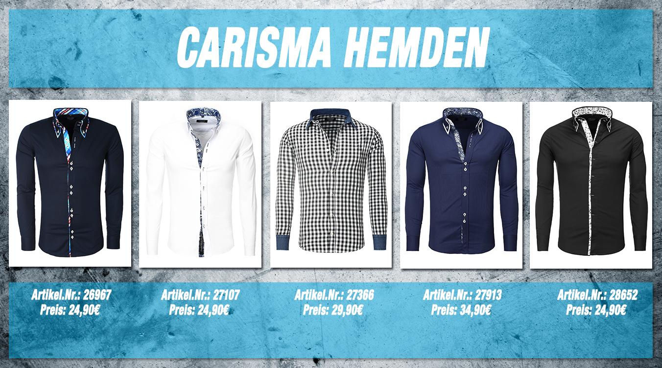 Herren Hemden von Carisma