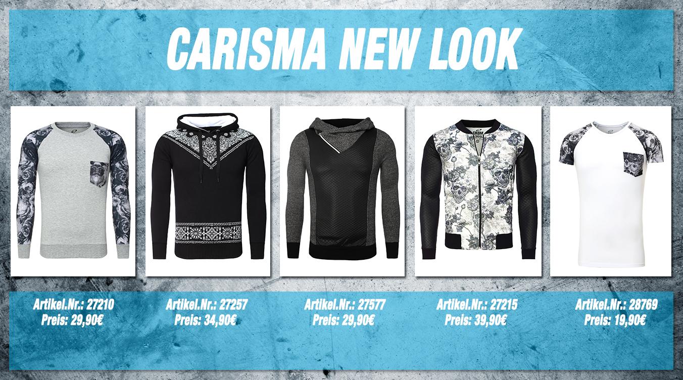 Die neue Carisma Herren Kollektion
