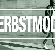 Herbstmode 2015 – Der Startschuss mit neuen Looks