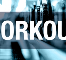 Workout – Just do It!