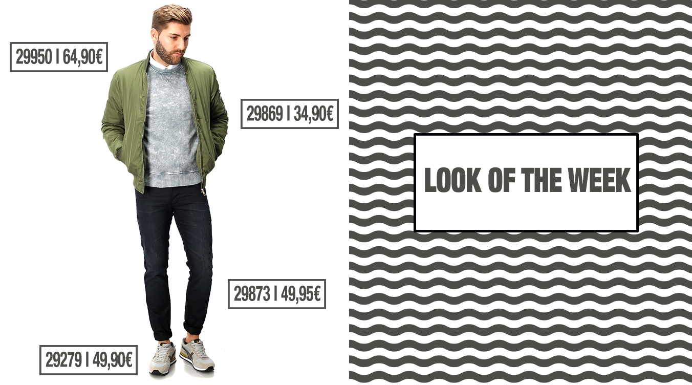 Look of the Week für Herren