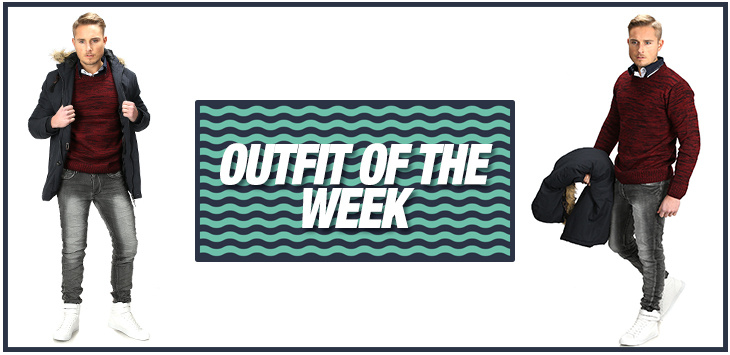 Outfit of the Week – Festtags Suit