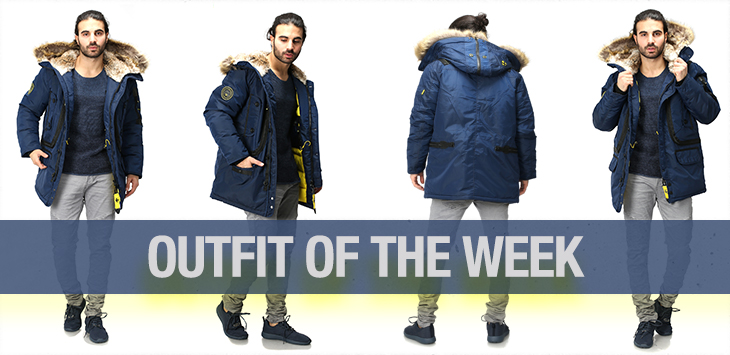 Outfit of the Week – Der City Experience Look!