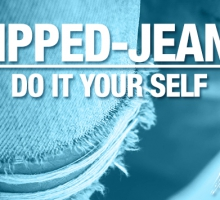 "Ripped-Jeans "" Do it your Self"""