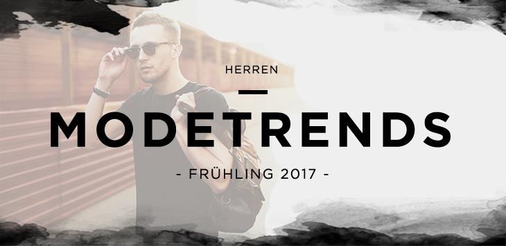 Modetrends 2017 – Frühling