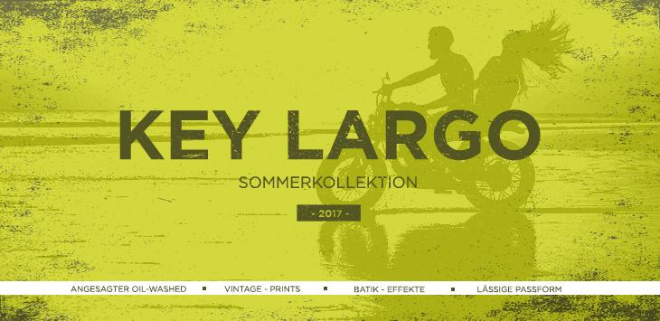 Key Largo Fashion – Die Sommerkollektion ist da!