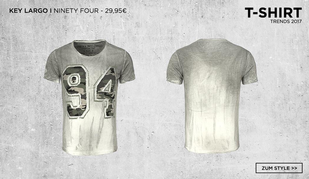 Camouflage Herren T-Shirt