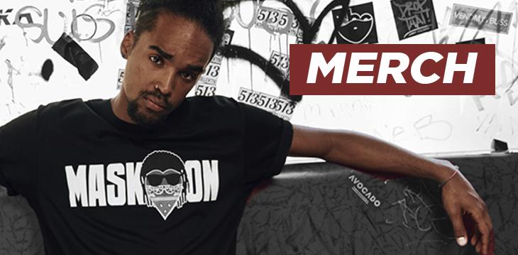 Merchandise Shirt für Herren